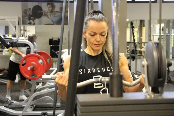 Tanja Ekola aikoo suunnata kotimaan menestyksen jälkeen seuraavaksi suuremmille areenoille. Vielä on varaa kehittyä kilpailijana.