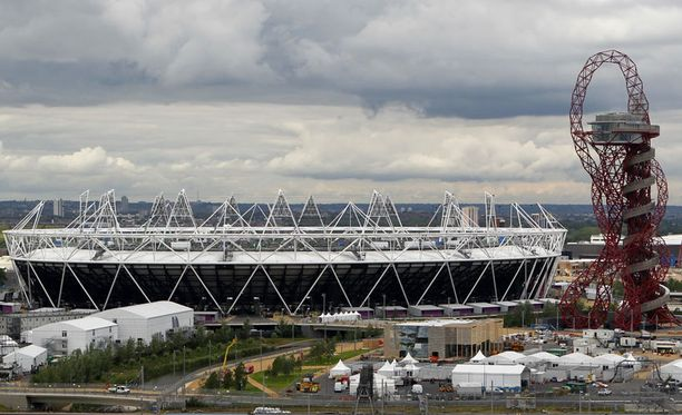 Lontoon olympialaisten avajaisseremoniaa juhlitaan Lontoon Olympiastadionilla 27. heinäkuuta.