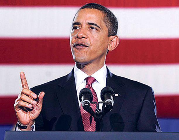 Sisäpolitiikka on korostunut Barack Obaman ensimmäisissä toimissa.