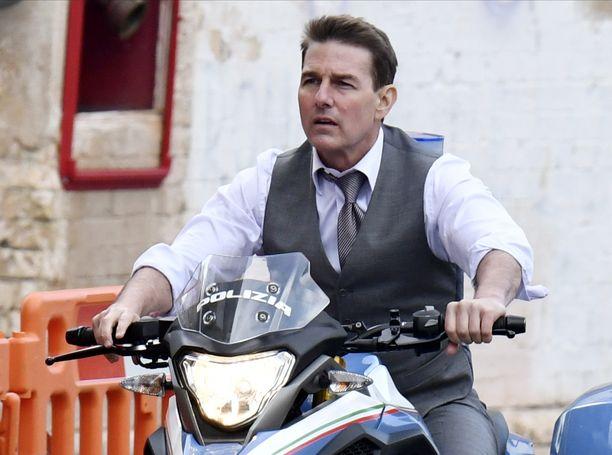 Tom Cruisen uusinta elokuvaa on kuvattu esimerkiksi Roomassa.