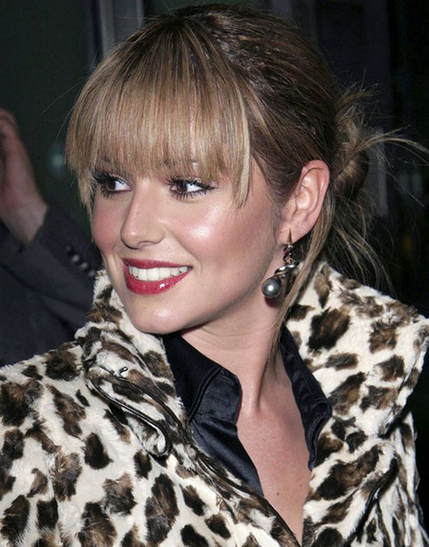 Laulaja Cheryl Cole ei pärjännyt Megan Foxille.