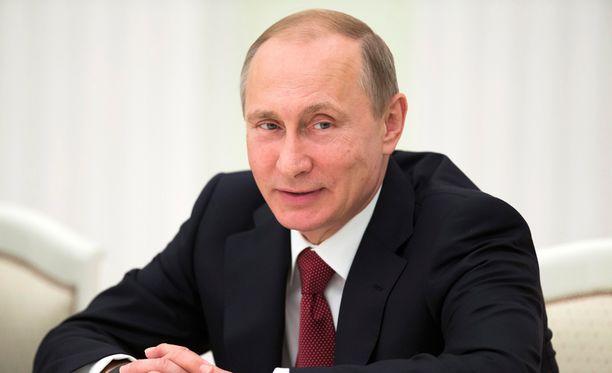 Venäjän presidentin Vladimir Putinin mukaan Venäjä ei ole hyökkäämässä Natoon.