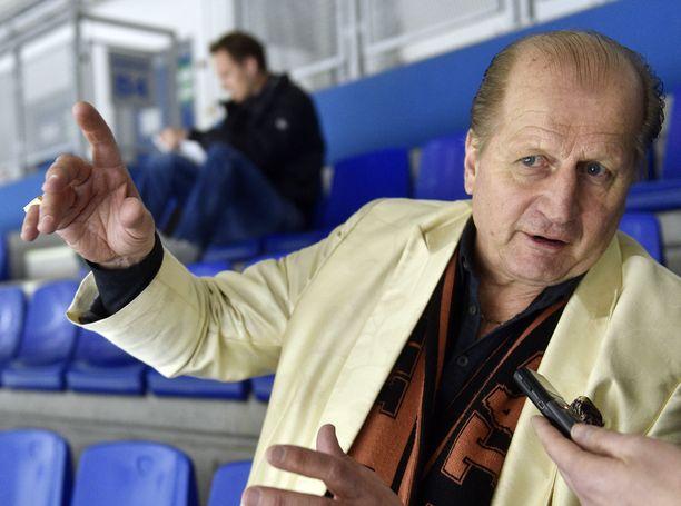 """Juhani """"Tami"""" Tamminen harmittelee kasvattajaseuransa surkeaa urheilullista tilannetta ja kritisoi seurajohtoa voimakkaasti."""