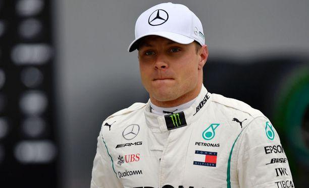Valtteri Bottas on ollut viime kauden lopulta lähtien Mersun ykköstykki aika-ajoissa.