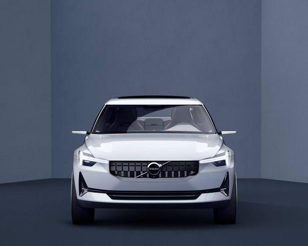 S40:sen keulan ilme on tuttu uusista isoista Volvoista.