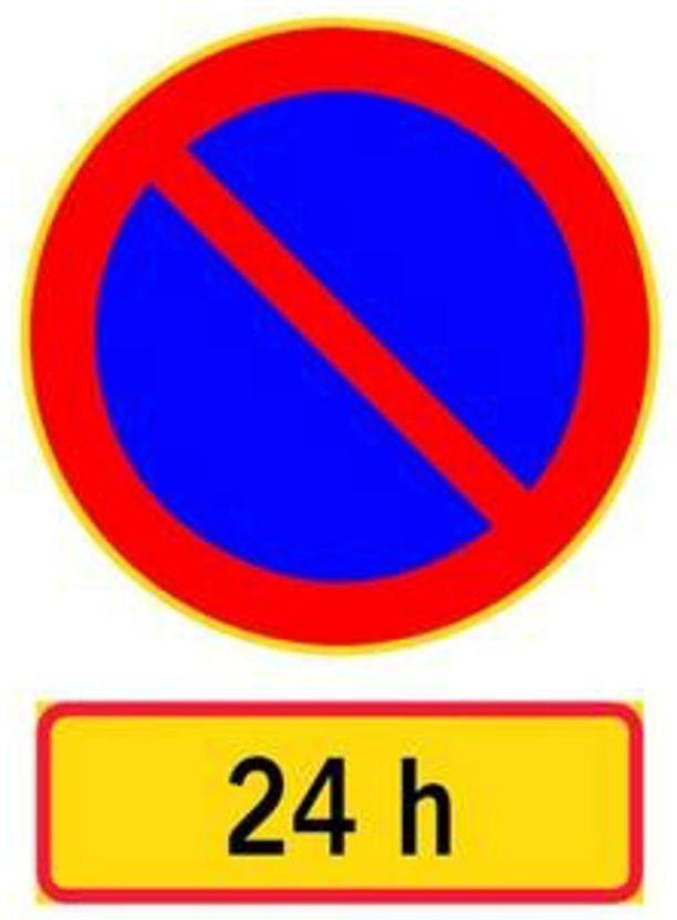 Kielletty vai sallittu pysäköinti? Harva tietää tämän pysäköintimerkin merkityksen oikein.