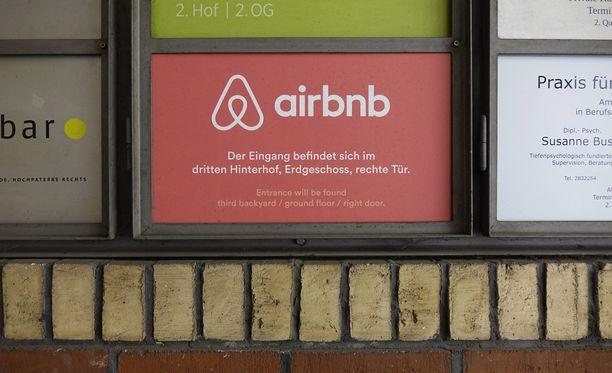 Airbnb vastustaa kiivaasti Ranskan ja Saksan verotusaikeita.