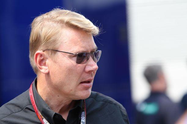 Mika Häkkinen hehkutti 1970-luvun menopeliä.