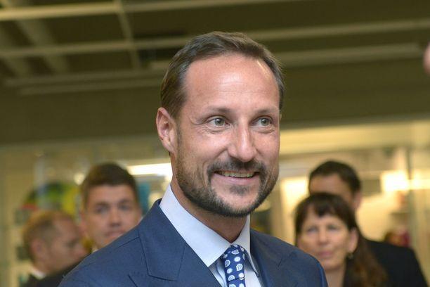 Norjan kruununprinssi Haakon