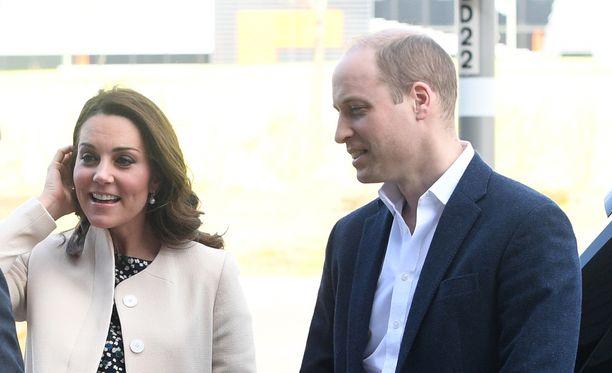 Catherinen ja Williamin perhe kasvaa.