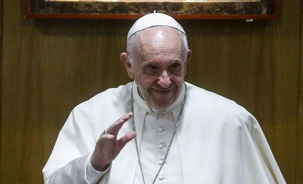 Myönnetäänkö paavi Franciscukselle tänään Nobelin rauhanpalkinto?