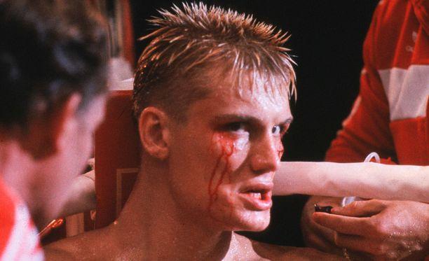 Ivan Dragoa näytteli vuonna 1985 ilmestyneessä Rocky IV:ssä ruotsalainen Dolph Lundgren.
