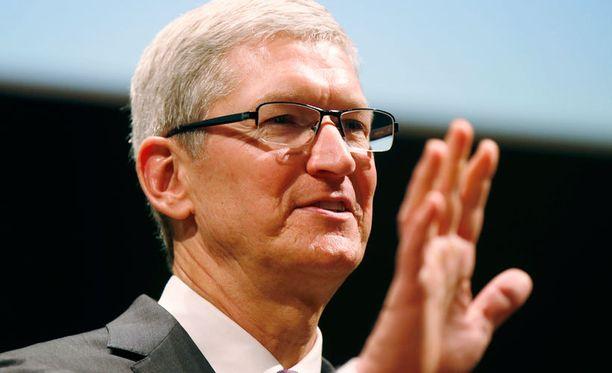 Applen toimitusjohtaja Tim Cook julkaisi tiistaina avoimen kirjeen, jossa kertoi Applen kieltäytyvän noudattamasta oikeuden määräystä iPhonen salauksen murtamisesta.