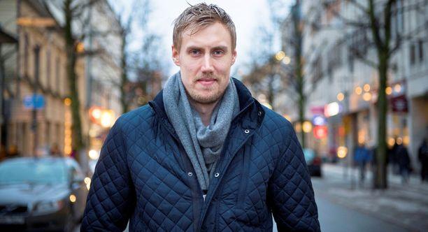 Marko Anttila pitää kutsua Linnan juhliin suurena kunniana.