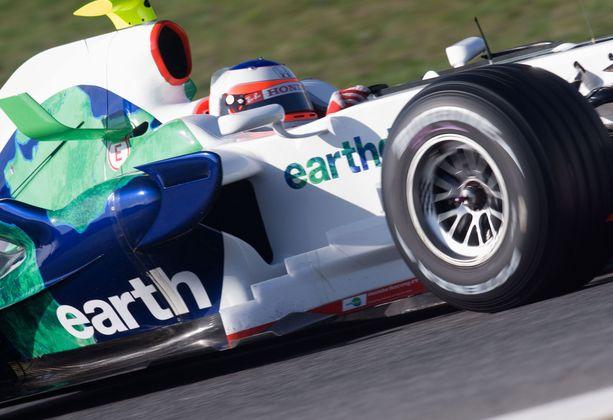 Honda jätti F1-karkelot 2008 talouskriisin puhjettua.
