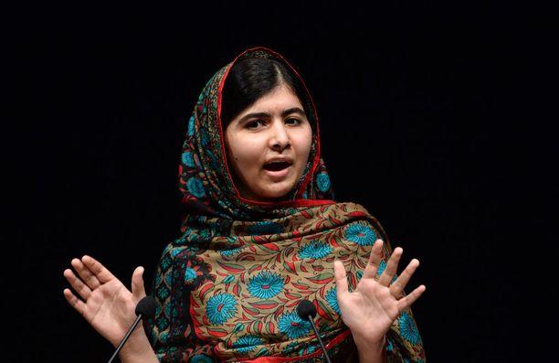 Pakistanilaisen Malala Yousafzain rauhanaktivismi on tunnustettu Nobelilla.