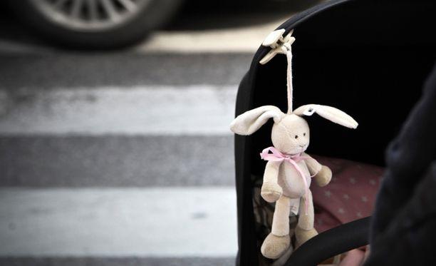 Rattijuoppo törmäsi kahteen lapseen Haukiputaalla. Kuvituskuva.