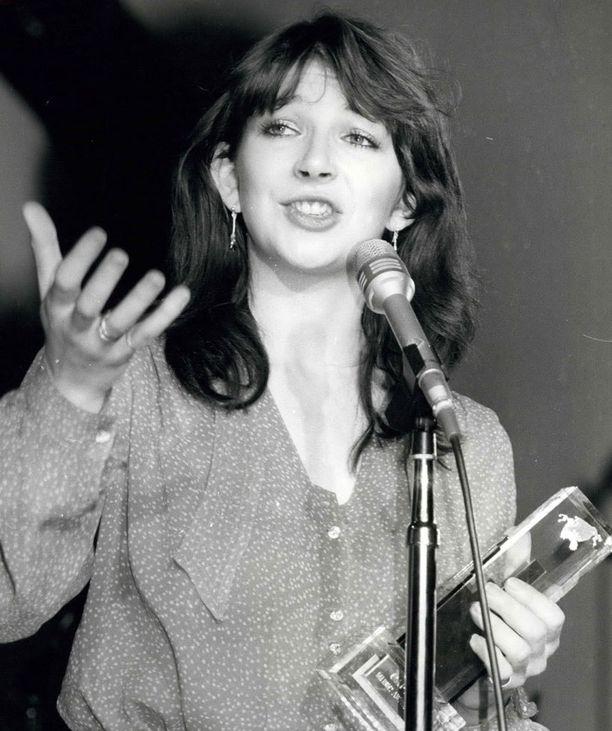Vuonna 1978 ilmestynyt Wuthering Heights nousi useiksi viikoiksi listaykköseksi.