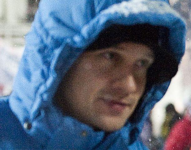 Ville Kantee on entinen maajoukkuehyppääjä.