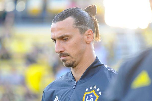 Zlatan Ibrahimovic on jatkamassa huimaa uraansa AC Milanissa.