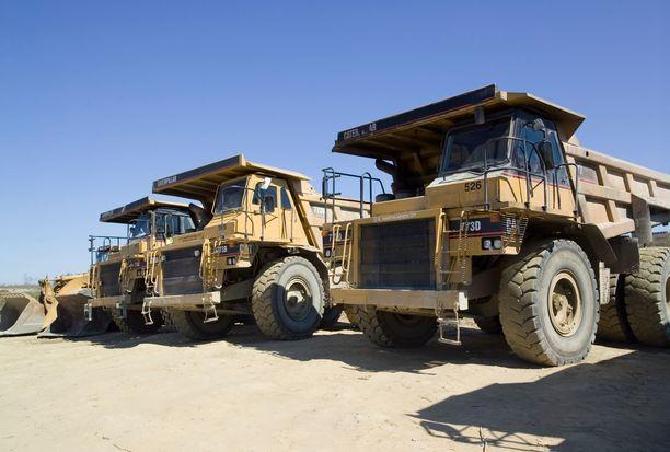 Tuleva hallitus aikoo lypsää myös kaivosteollisuutta. Kuva Talvivaaran kaivokselta Sotkamosta.
