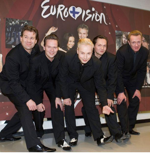 Jani & Jetsetters osallistui vuoden 2007 Suomen euroviisukarsintoihin kappaleilla Etupenkillä ja Musta sulhanen.