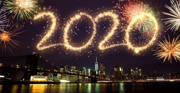 Uusi vuosi tuo mukanaan uusia asioita.
