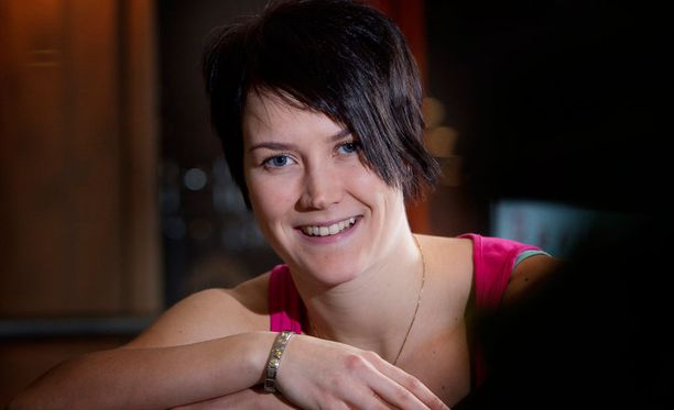 Venla Hovi on edustanut Suomea Vancouverin ja Sotshin olympialaisissa.