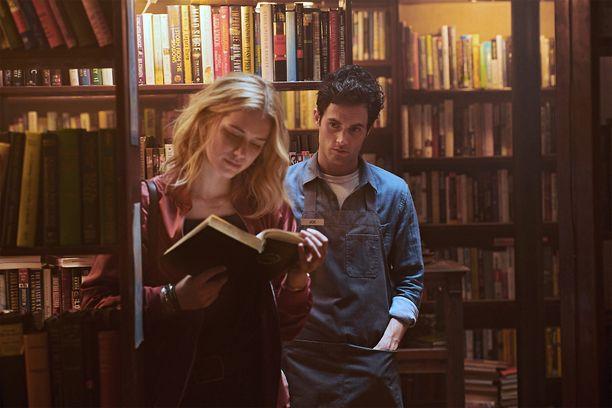 Netflixin uuden You-sarjan pääosissa ovat Elizabeth Lail ja Penn Badgley.