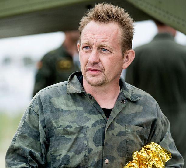 Peter Madsenin uskotaan surmanneen toimittaja Kim Wallin sukellusveneessään.