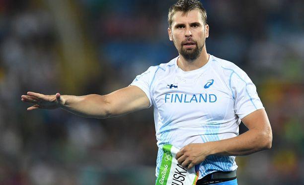 Viime kausi oli Antti Ruuskaselle pettymys.