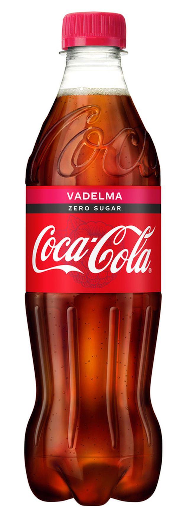 Coca Cola Vadelma
