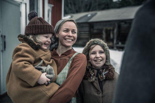 Katsojat pitivät myös siitä, että uudessa elokuvassa Rokka nähdään perheenisänä.
