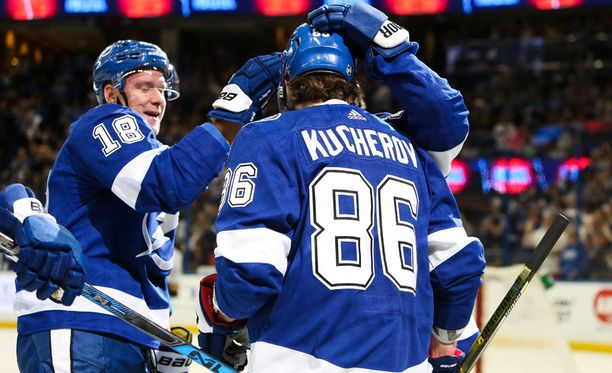 Tampa Bay Lightning lähtee NHL:n pudotuspeleihin itäisen konferenssin ykkösjoukkueena.