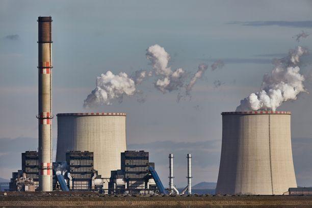 VTT on julkaissut raportin, jossa kerrotaan talteen otetun hiilidioksidin käyttömahdollisuuksista. Kuvituskuva.