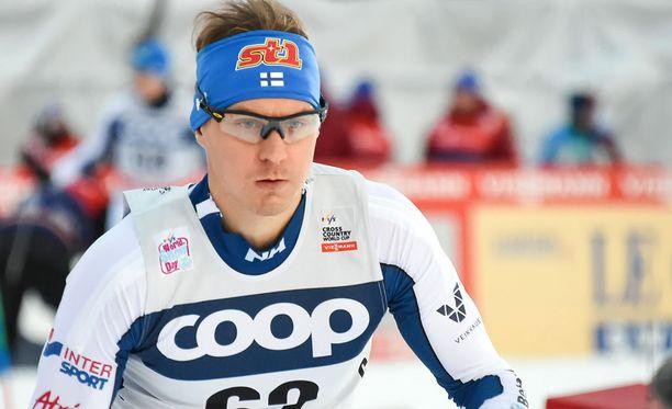 Viime vuodet sprinttiin keskittynyt Anssi Pentsinen yllätti monet ja pokkasi uransa ensimmäisen henkilökohtaisen SM-kullan normaalimatkalta.