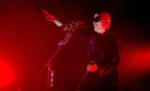 Apulannan laulaja Toni Wirtanen.