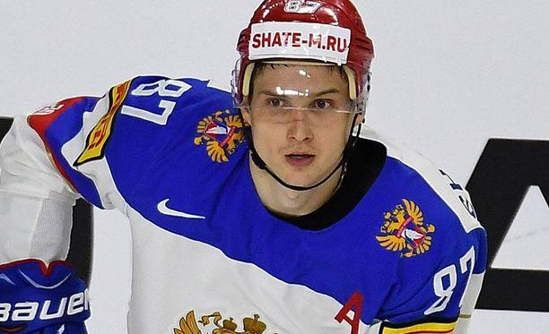 Vadim Shipatshev on nostettu NHL:ään.