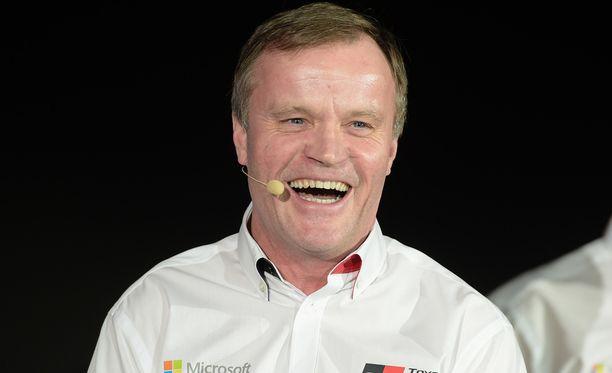 Tommi Mäkinen muistetaan paitsi ajotaidoistaan myös legendaarisesta puhelusta kesken tv-haastattelun.