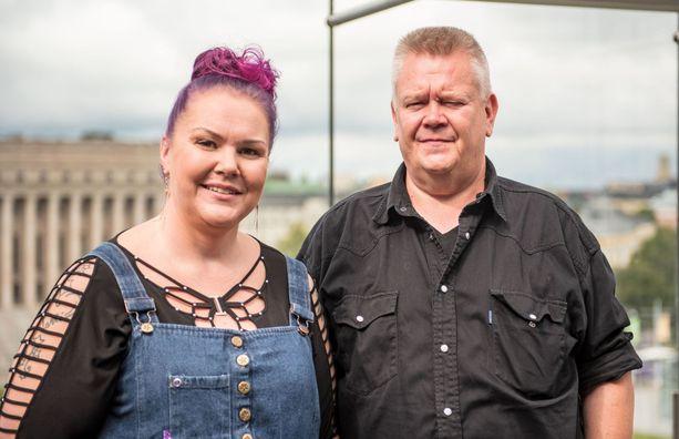 Heli ja Aki Palsamäki palauttivat Business Finlandin tuen jo keväällä.