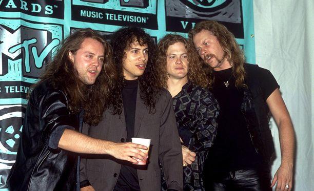 Metallica teki lopullisen läpimurtonsa 25 vuotta sitten.