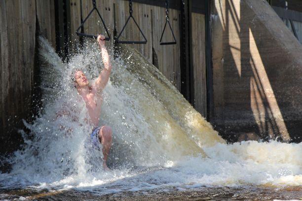 Runnin perinteikäs kylpylä palvelee nykymatkailijoitakin.