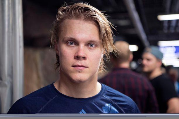 Mikael Granlund ja Kainulainen ovat pitäneet yhtä viitisen vuotta.