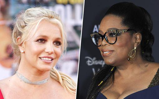 Seuraako Britney Spears Meghanin jalanjäljillä? Suunnitteilla haastattelu Oprahin kanssa