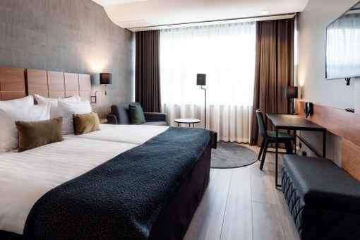Kaikki Scandic Simonkentän 360 huonetta on uusittu.