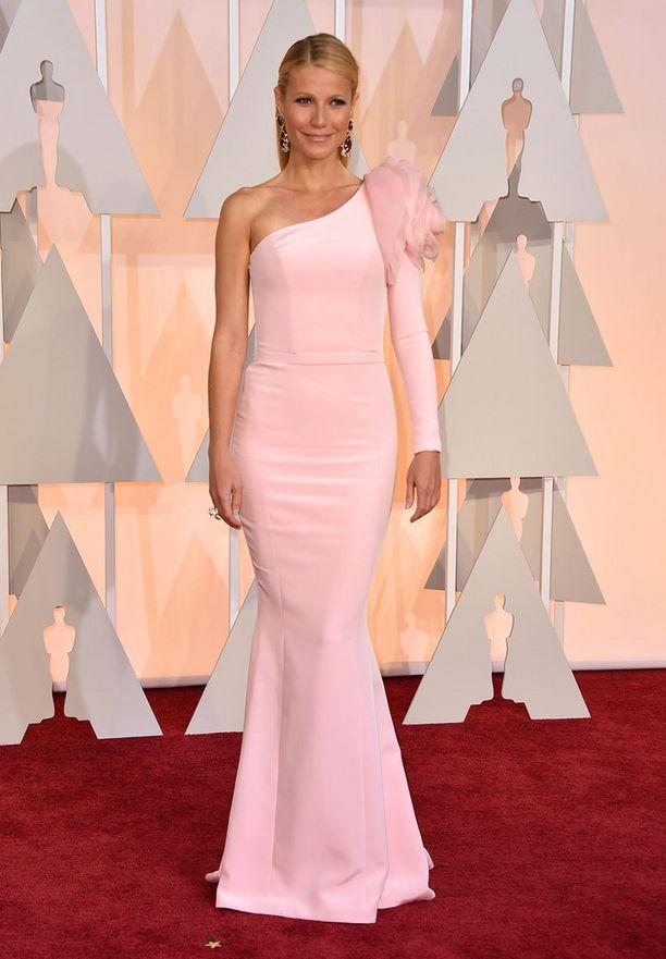 Oscar-voittaja Gwyneth Paltrow.