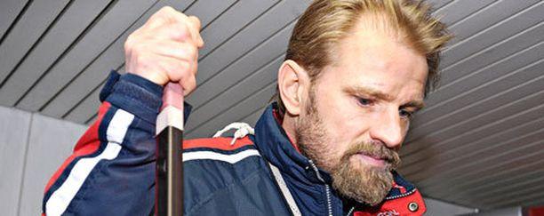 Petri Matikainen jätti HIFK:n myrskyisissä merkeissä kesällä 2012.