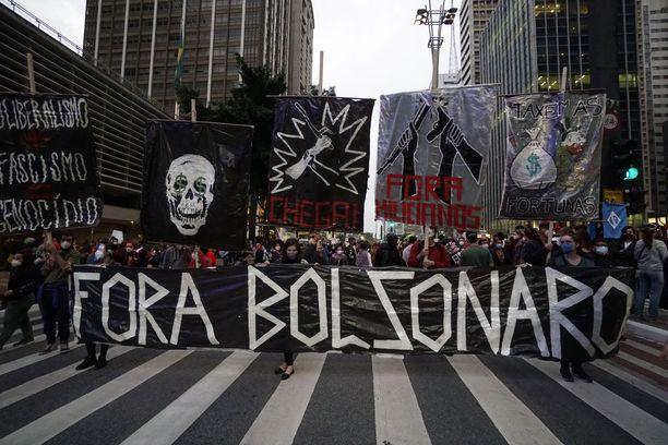 Brasiliassa koronakuolemia on todettu jo yli 500 000.