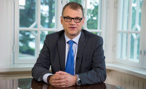 Pääministeri Sipilä vetosi kansaan poikkeuksellisella tv-puheella.