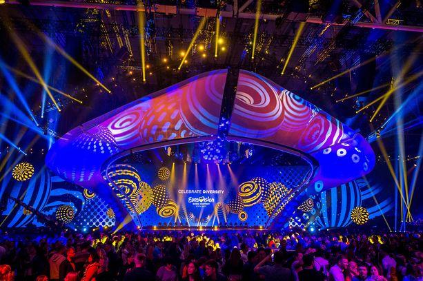 Euroviisut järjestettiin viime vuonna Kiovassa.